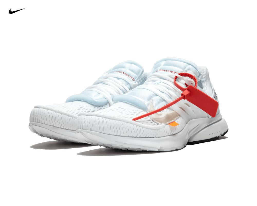 NIKE Air Presto x Off-White 2.0