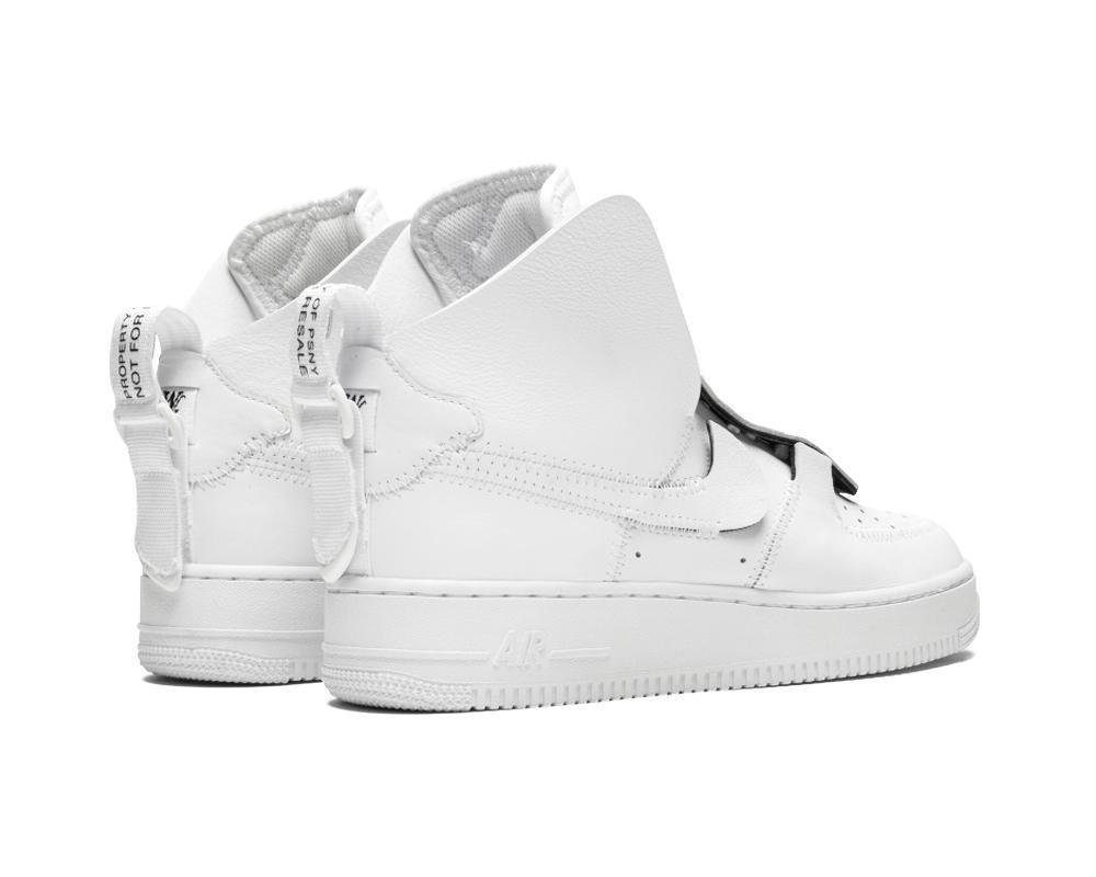 NIKE Air Force 1 x PSNY White
