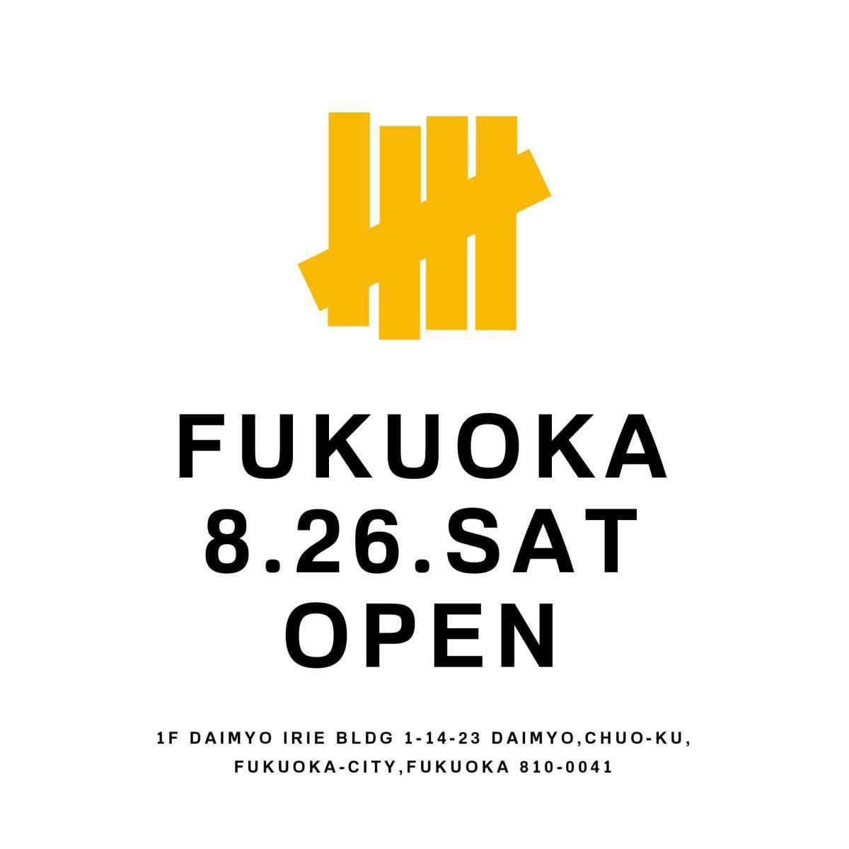 UNDEFEATED FUKUOKA