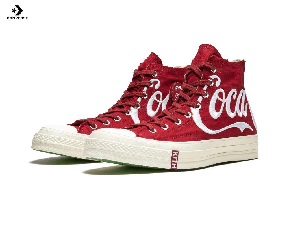 CONVERSE Chuck Taylor All-Star 70s x Kith Coca-Cola America