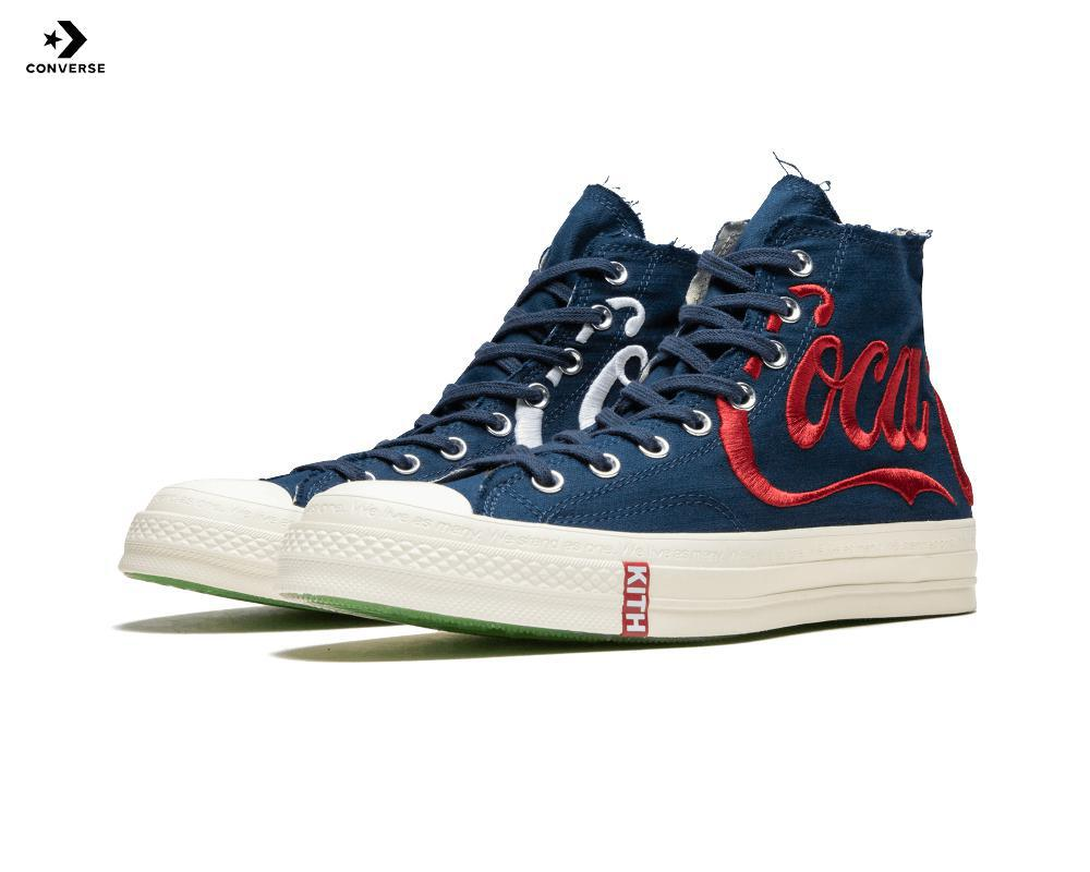 CONVERSE Chuck Taylor All-Star 70s x Kith Coca-Cola France