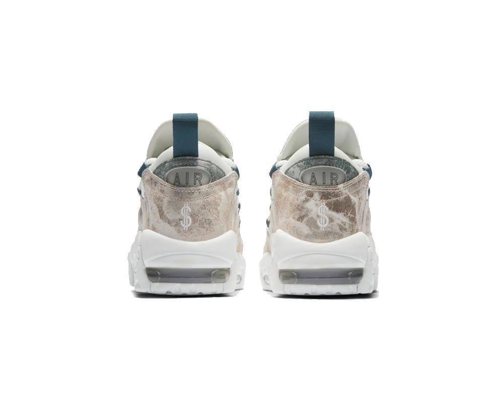 NIKE NIKE Air More Money Marble Luxe Summit White