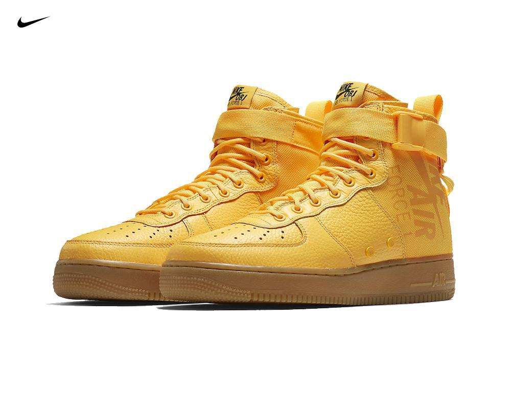 NIKE Air Force 1SF Mid Odell Beckham Jr.