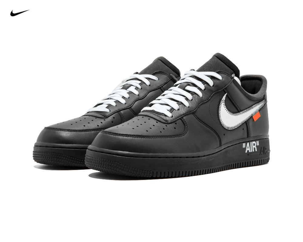 NIKE Air Force 1 x Off-White x MoMA