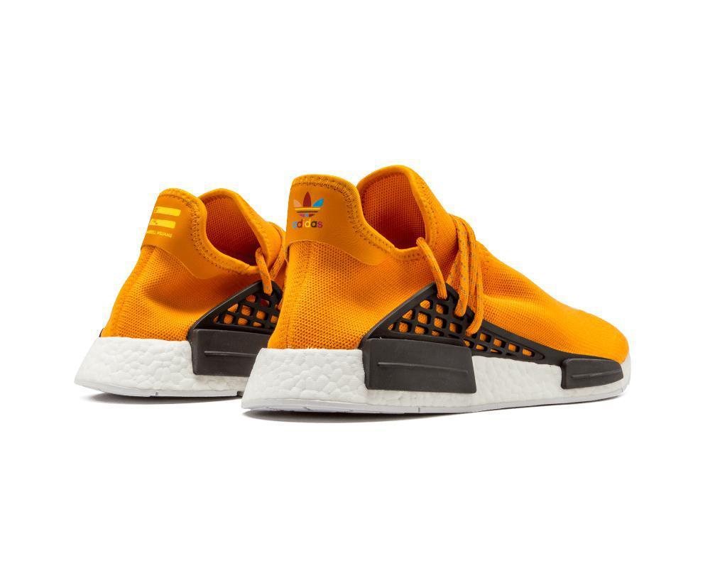 ADIDAS NMD Pharrell Hu Tangerine