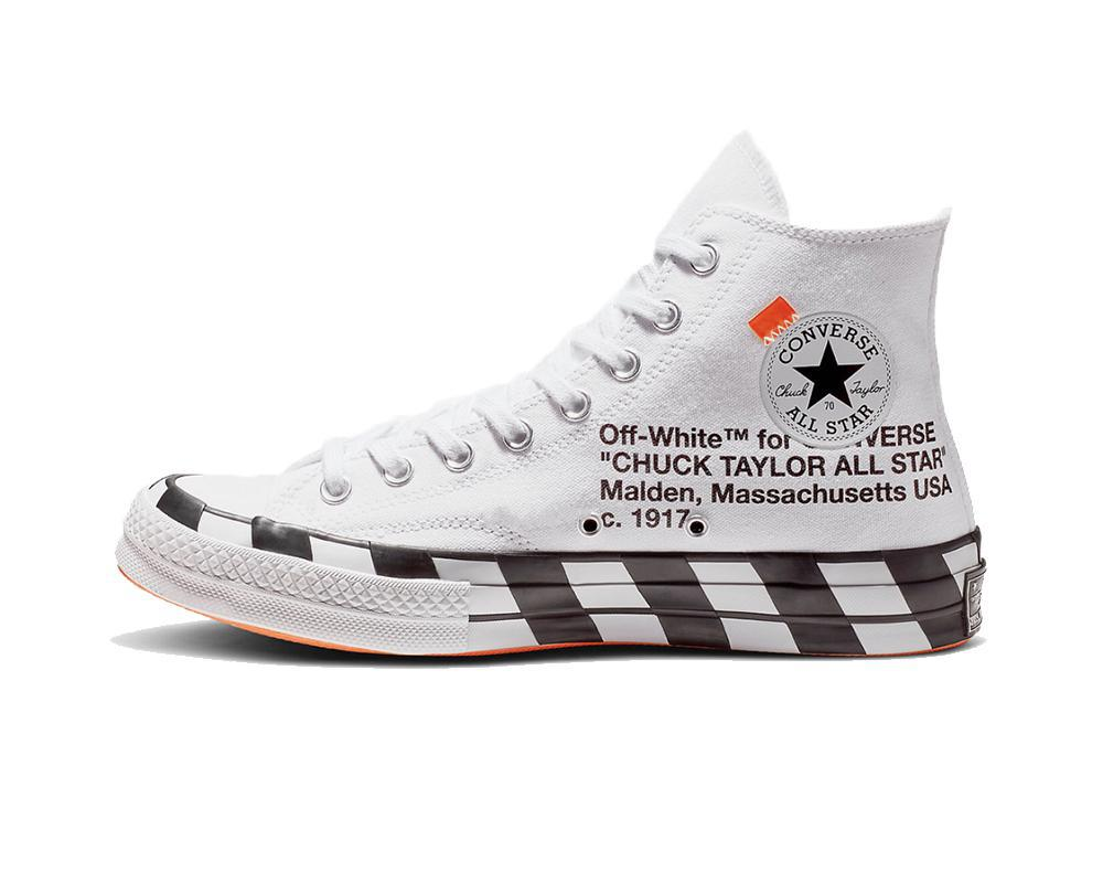 CONVERSE Chuck Taylor All-Star 70s x Off-White 2.0