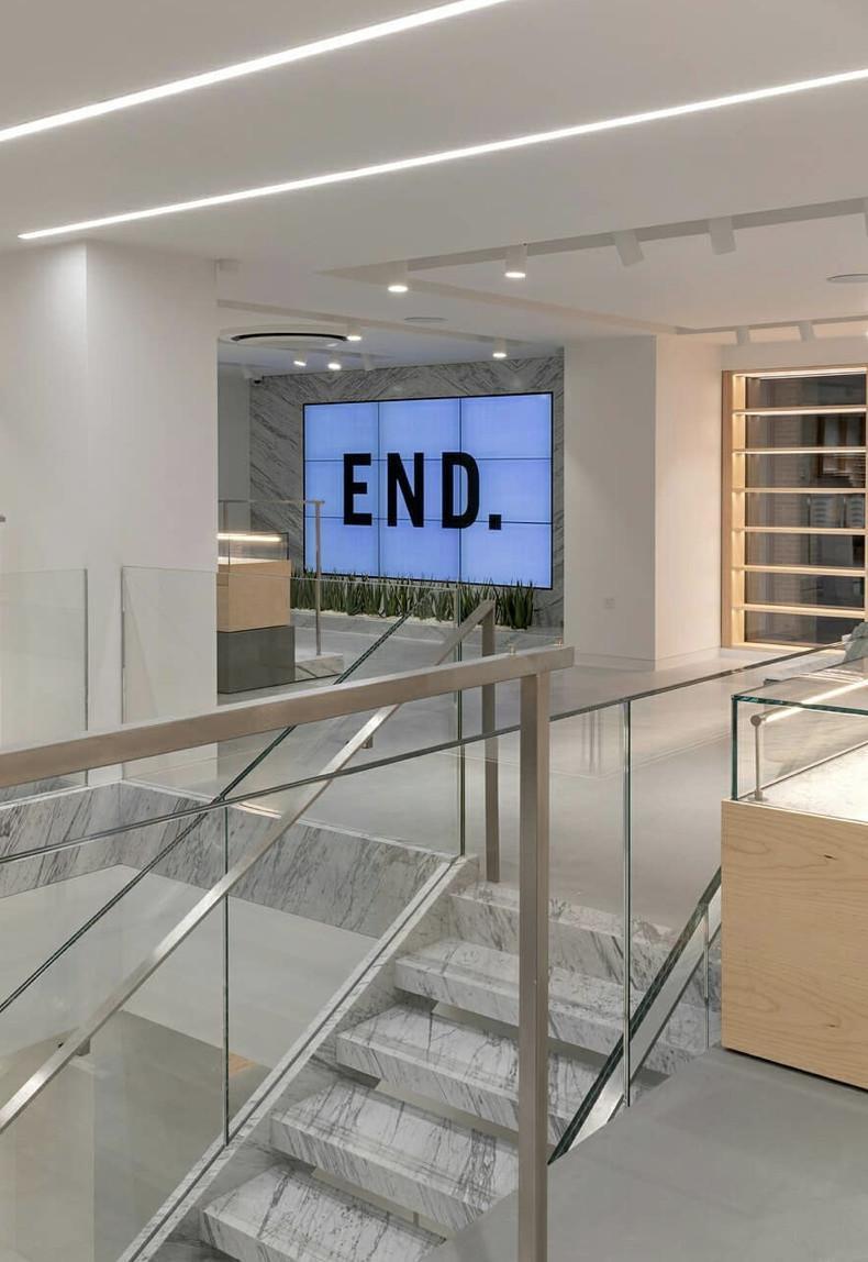END. London