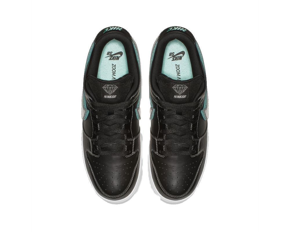Nike SB Dunk Low x Diamond Supply Co Black