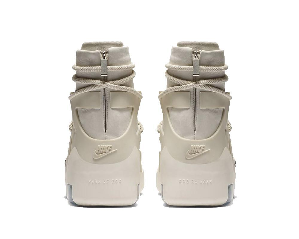 NIKE Air x Fear Of God 1 Light Bone