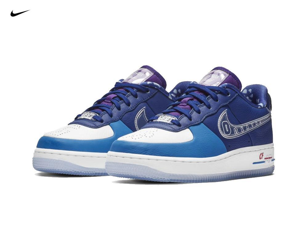 NIKE Air Force 1 x Doernbecher Freestyle