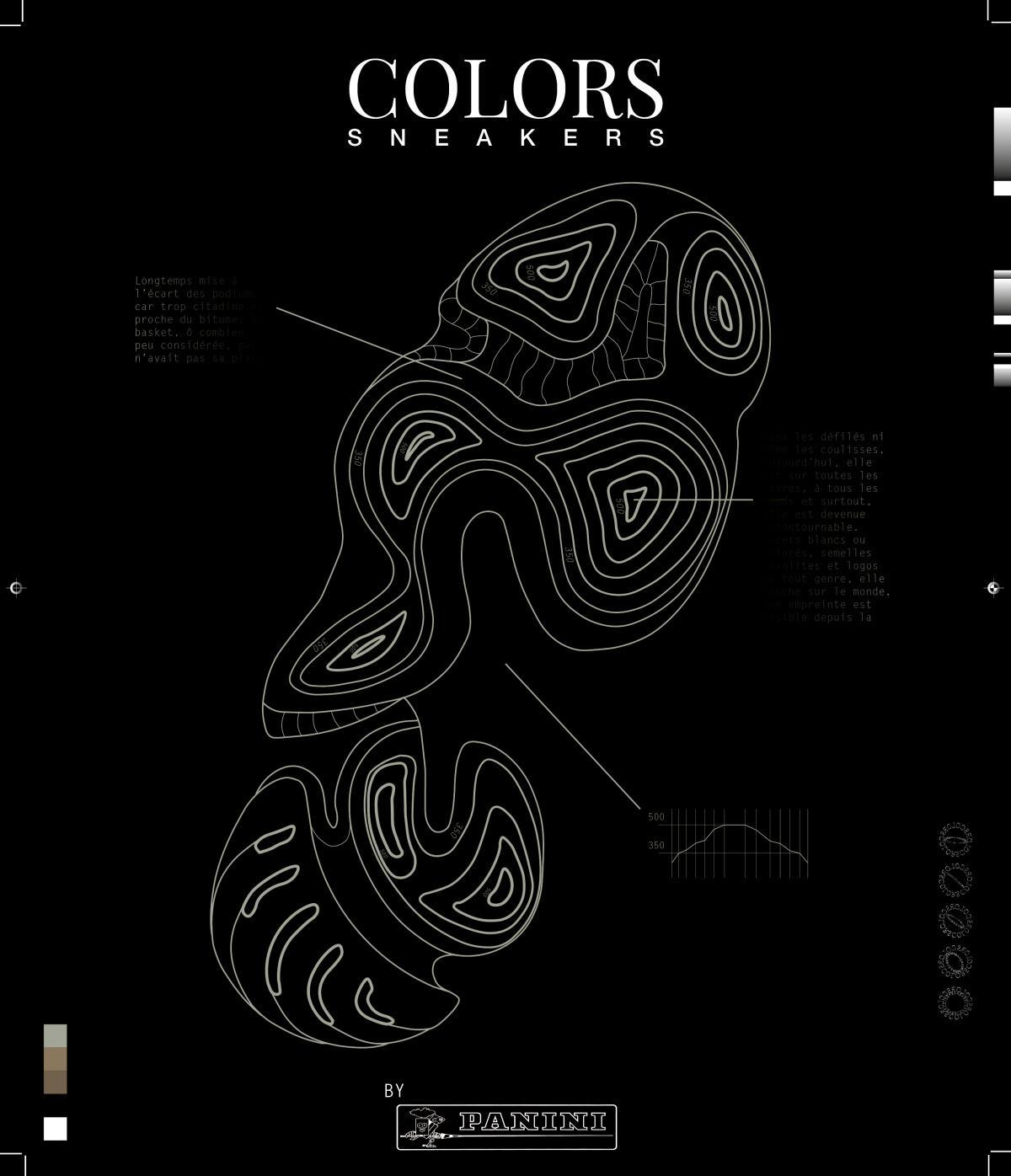 COLORS Sneakers™ by Panini