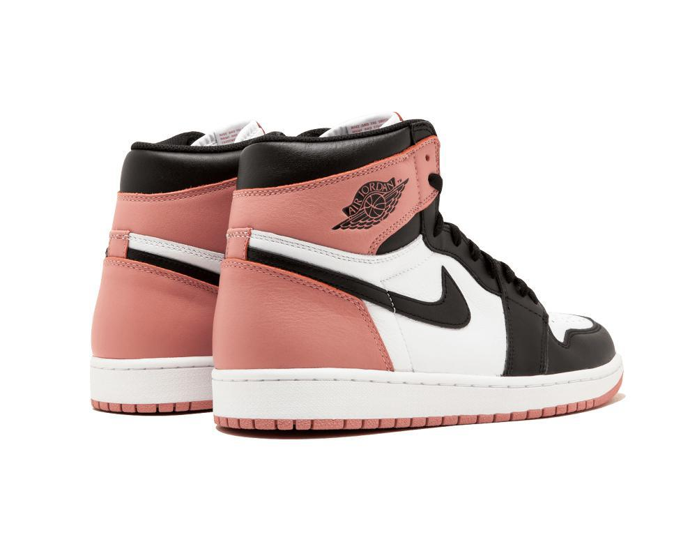 Air JORDAN I Rust Pink