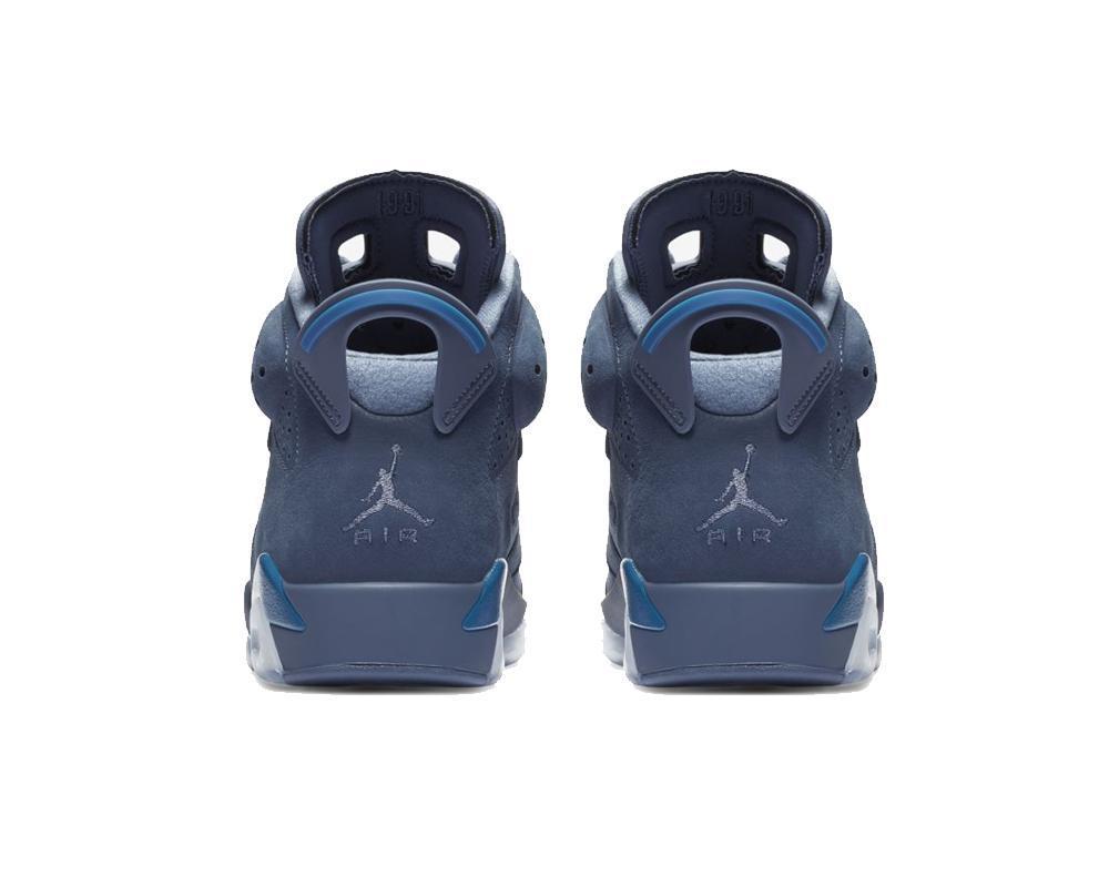 Air JORDAN VI Diffused Blue