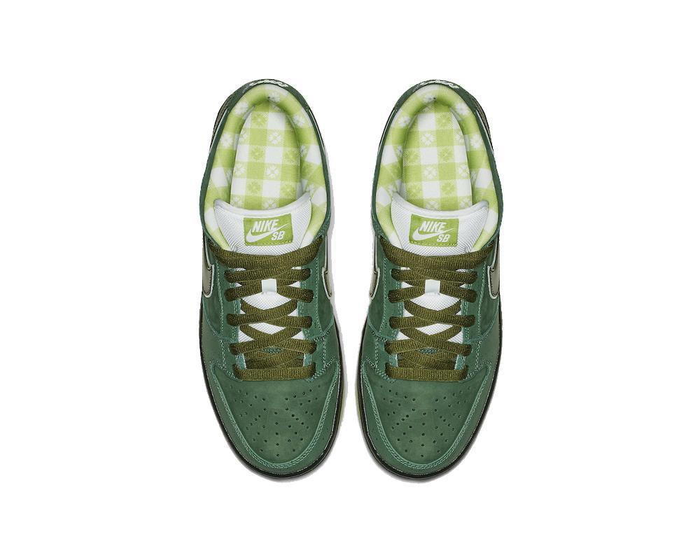 NIKE SB Dunk Low x CNCPTS Green Lobster