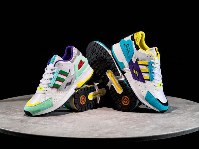 """OVERKILL lance une Collaboration ADIDAS ZX 10.000C """"I CAN IF I WANT"""""""