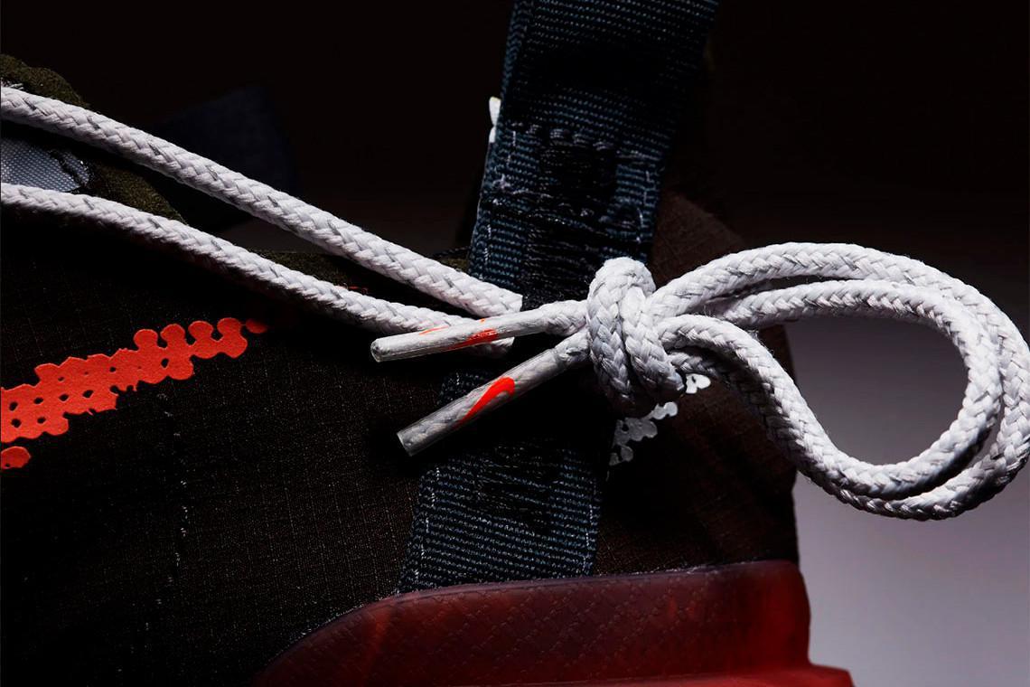 Le dernier modèle ISPA de Nike