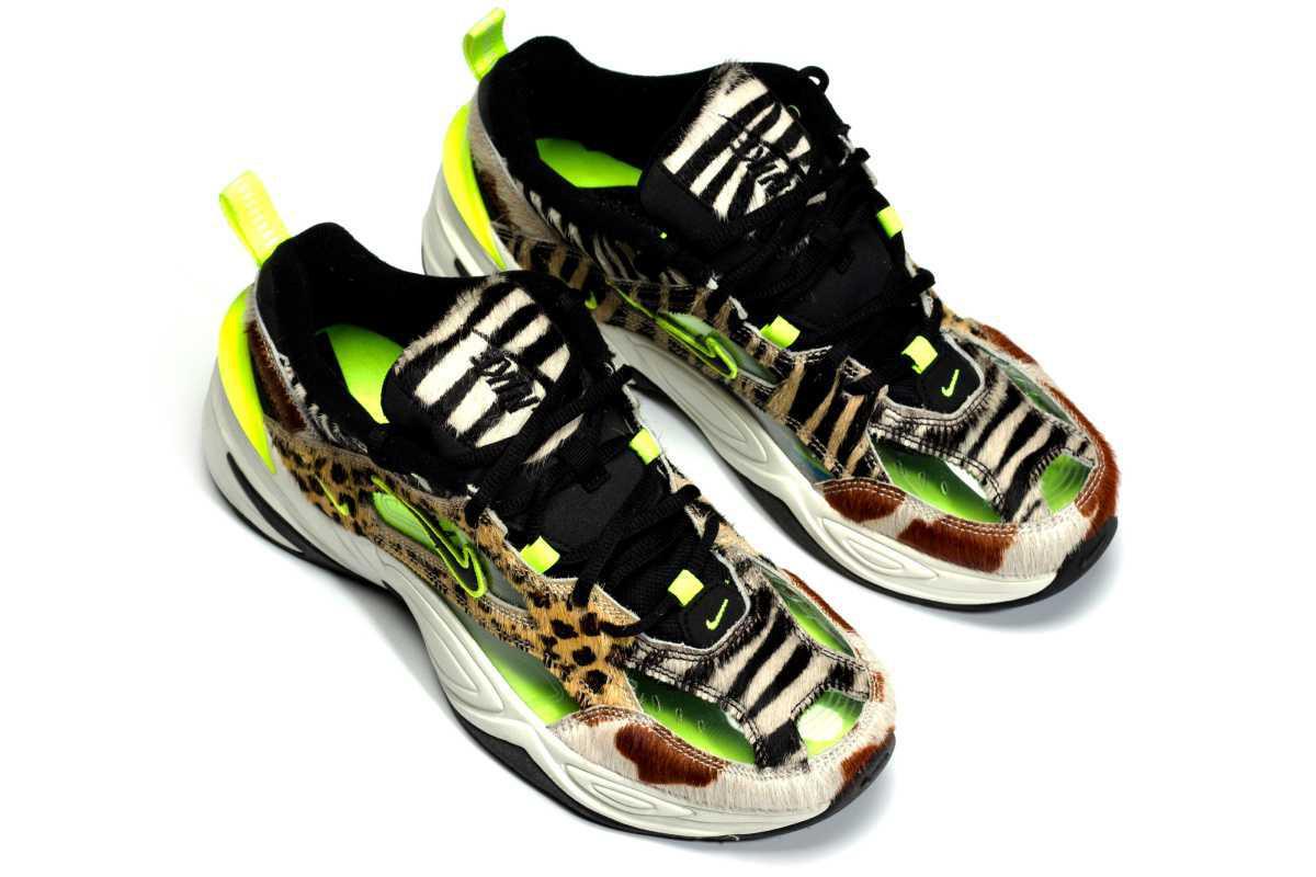 "Nike M2K Tekno reçoit un ""Animal Pack"" Makeover"