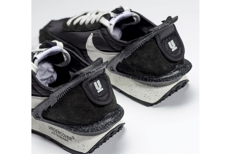 Une nouvelle collaboration entre UNDERCOVER x Nike Daybreak Black