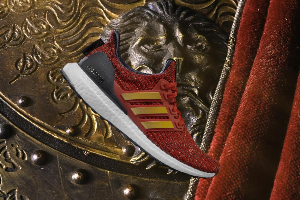 La collection x adidas UltraBOOST de Game of Thrones a une date de sortie