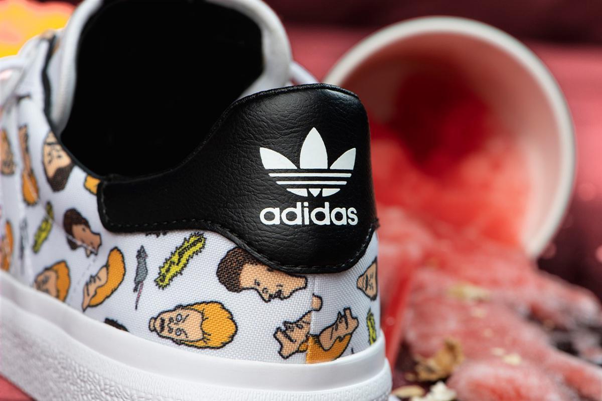 Beavis et Butt-Head et adidas se reconnectent pour une capsule très graphiques