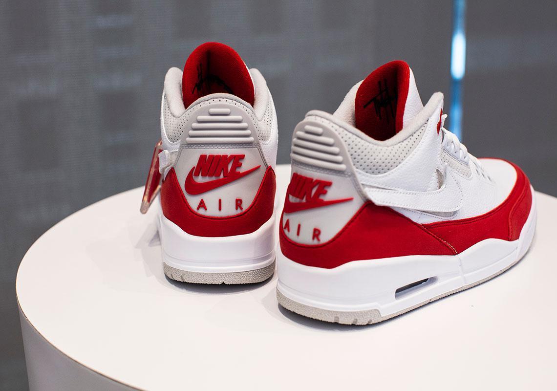 """Air Jordan 3 """"Tinker"""" est inspiré de l'original Air Max 1"""
