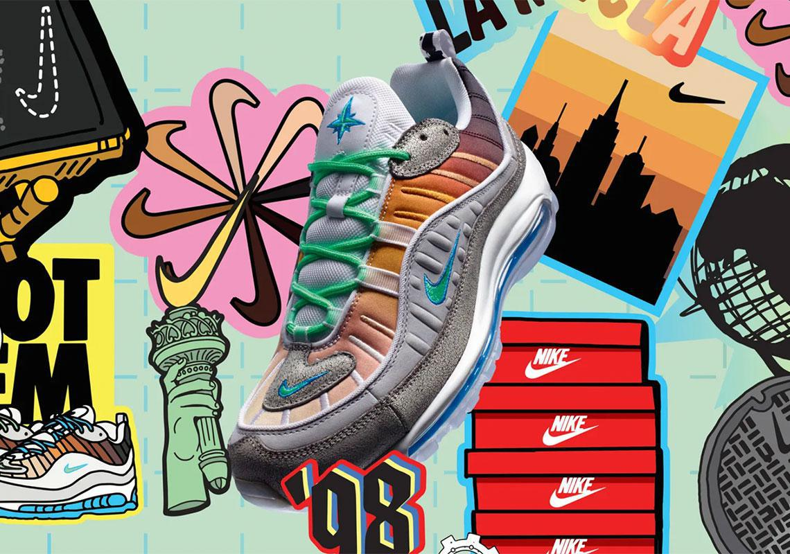 On Air Collection Releases On April 13th On SNKRS