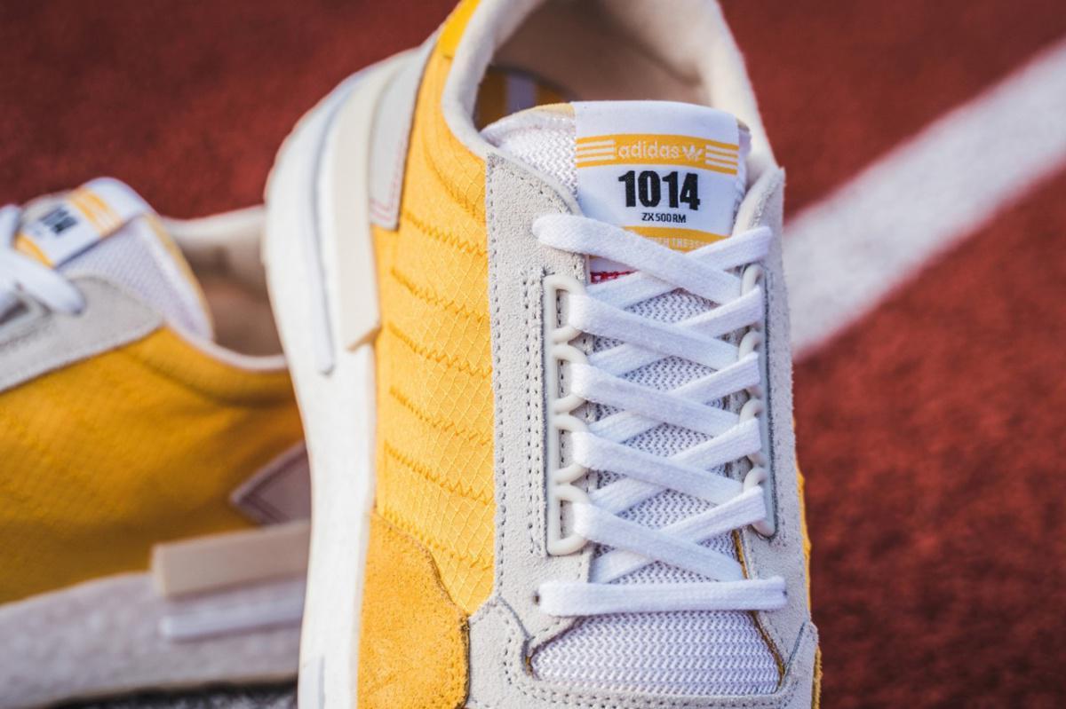 """La meute """"Frank Shorter vs. The Imposter"""" d'adidas Originals honore un moment olympique notoire"""