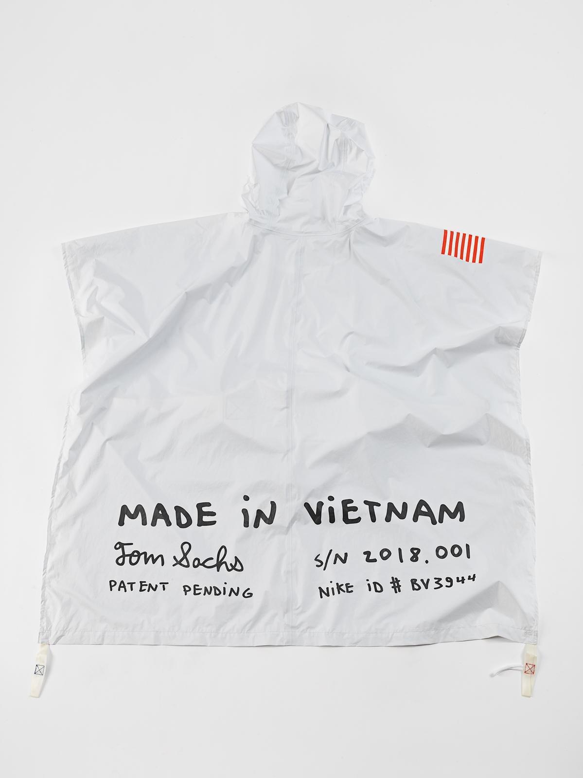 Nike et Tom Sachs présentent leur collection NIKECRAFT
