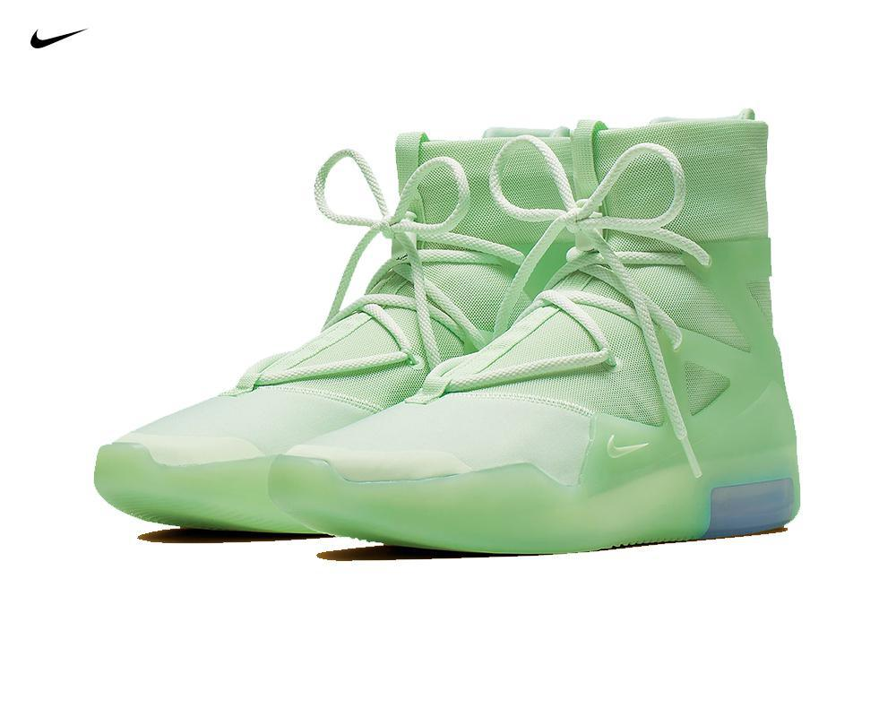 NIKE Air x Fear Of God 1 Frosted Spruce