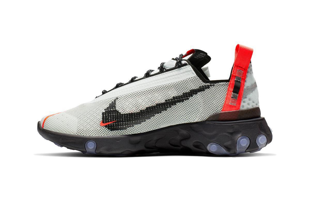 Mises à jour Nike React Runner ISPA avec des matériaux et des couleurs prêts pour l'été