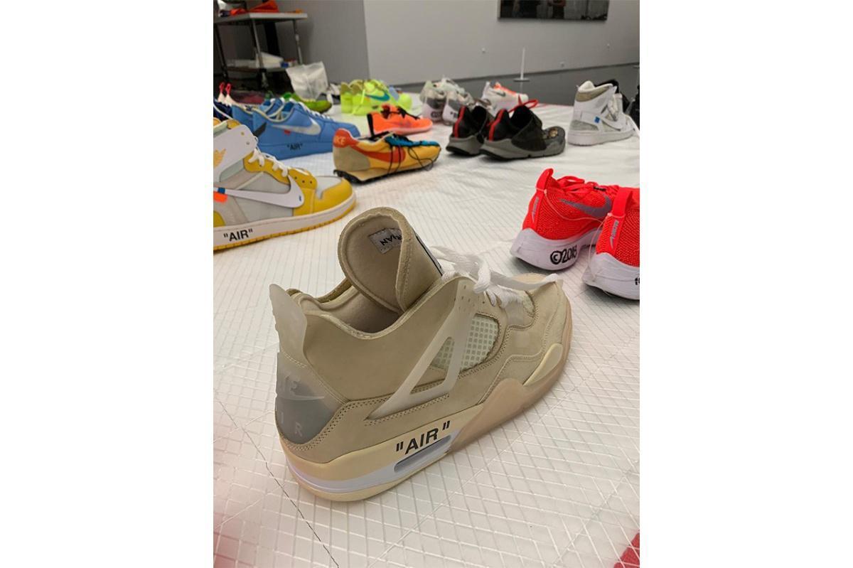 Voici des prototypes Off-White™ x Nike jamais sortis