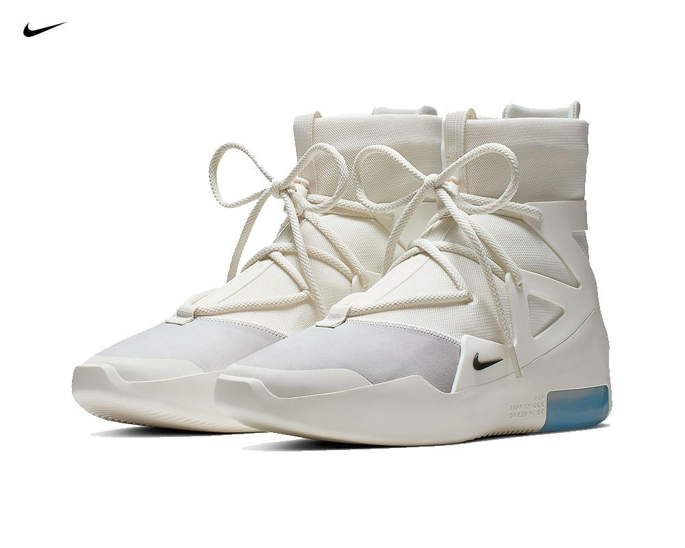 NIKE Air x Fear Of God 1 Sail
