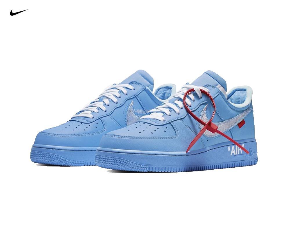 NIKE Air Force 1 x Off-White x MCA Chicago