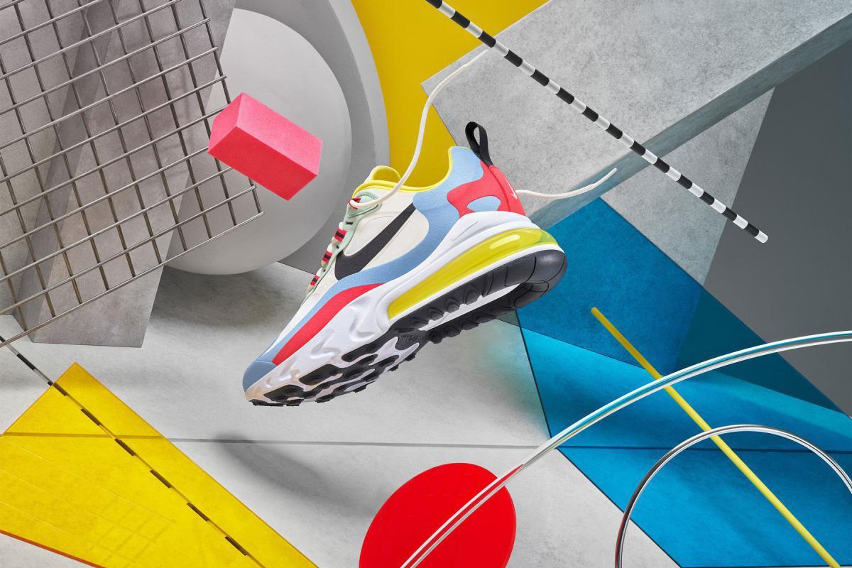 Nike dévoile officiellement la Air Max 270 React