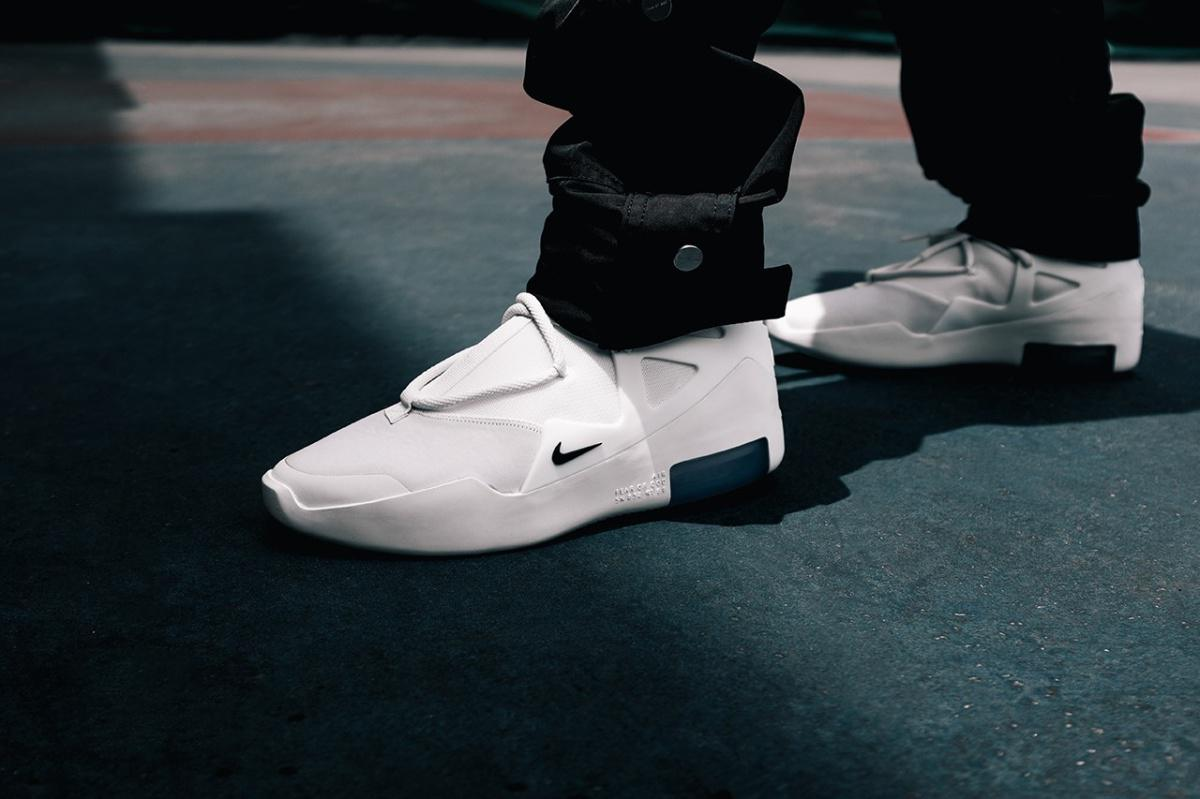 On-Feet With Nike Air Fear of God 1 Summertime Sail