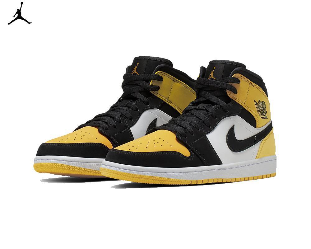 Air JORDAN I Yellow Toe