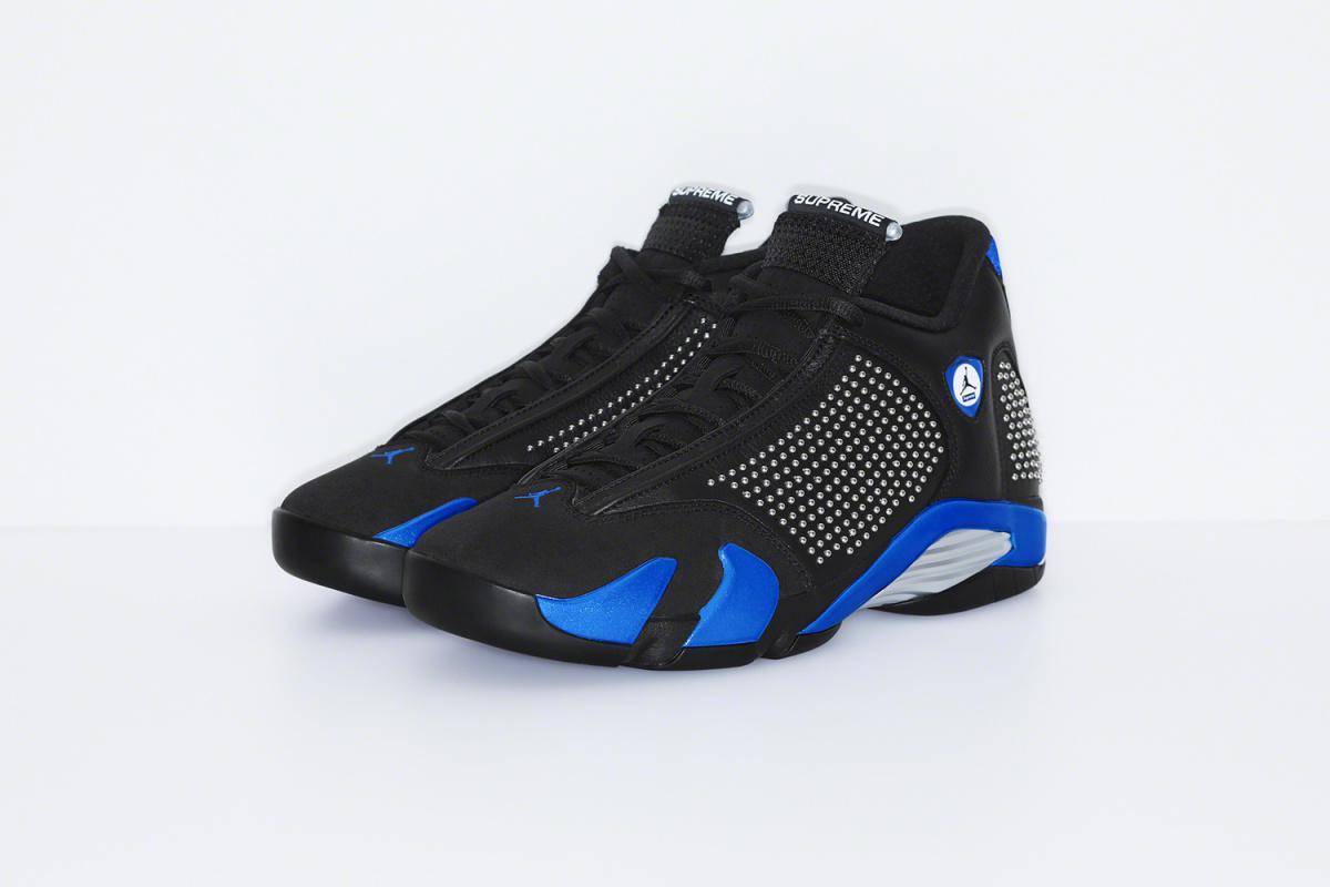 Supreme®/Air Jordan XIV