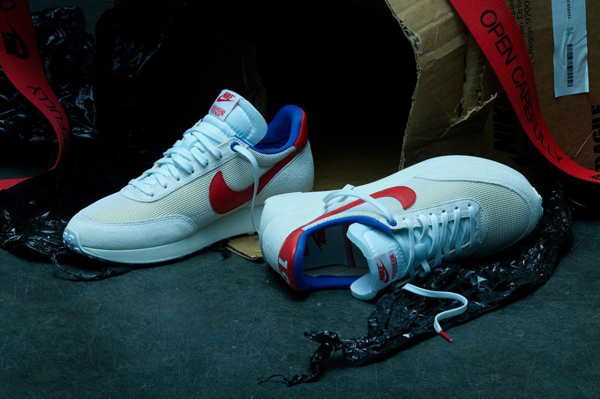 Nike x Stranger Things collaborent sur des modèles Cortez, Blazer & Tailwind