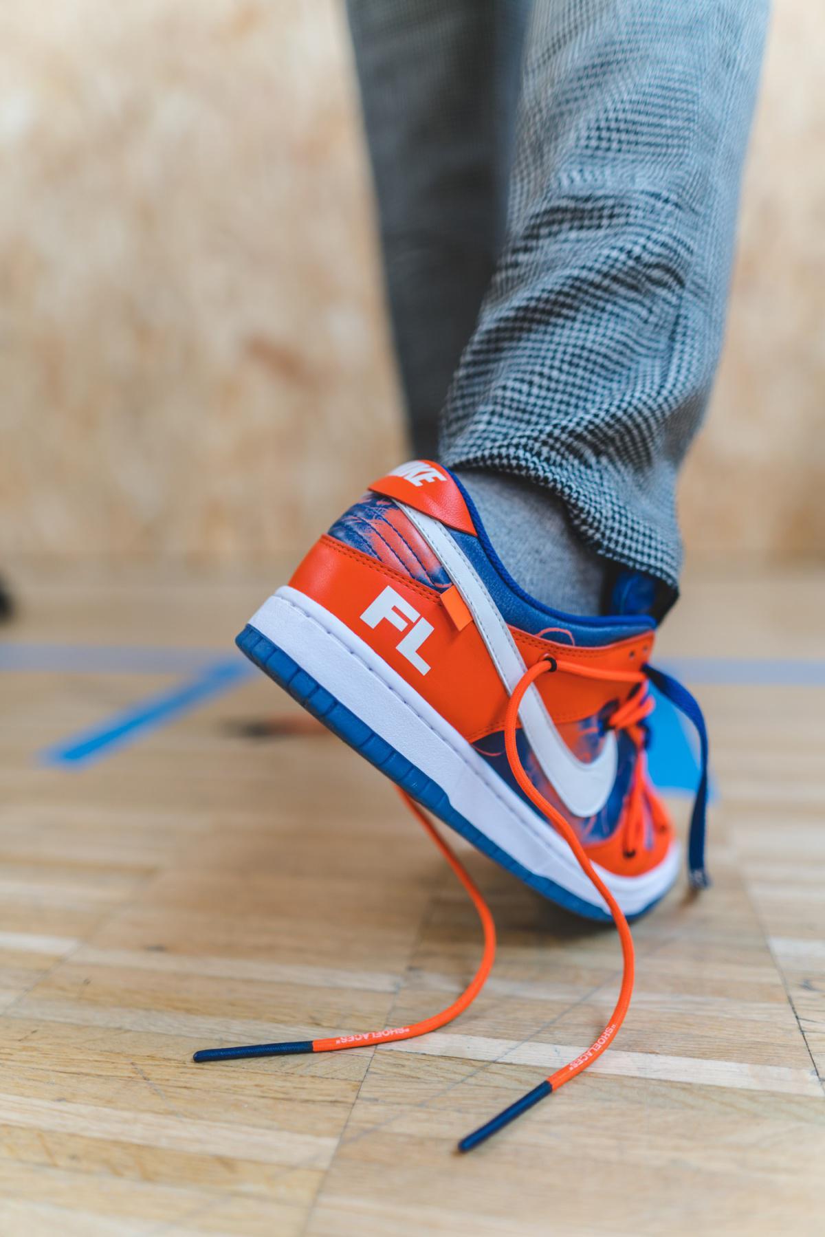 Les nouvelles Off-White™ x Nike Dunk Low