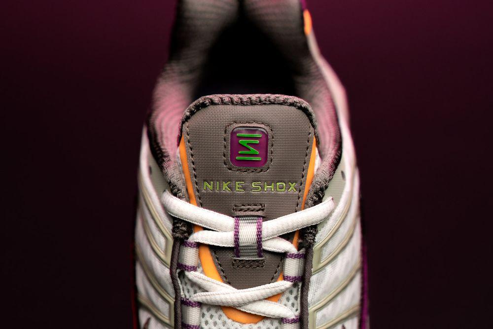 """SIZE ? Dévoile en exclusivité une Nike Shox TL """"Viotech"""""""