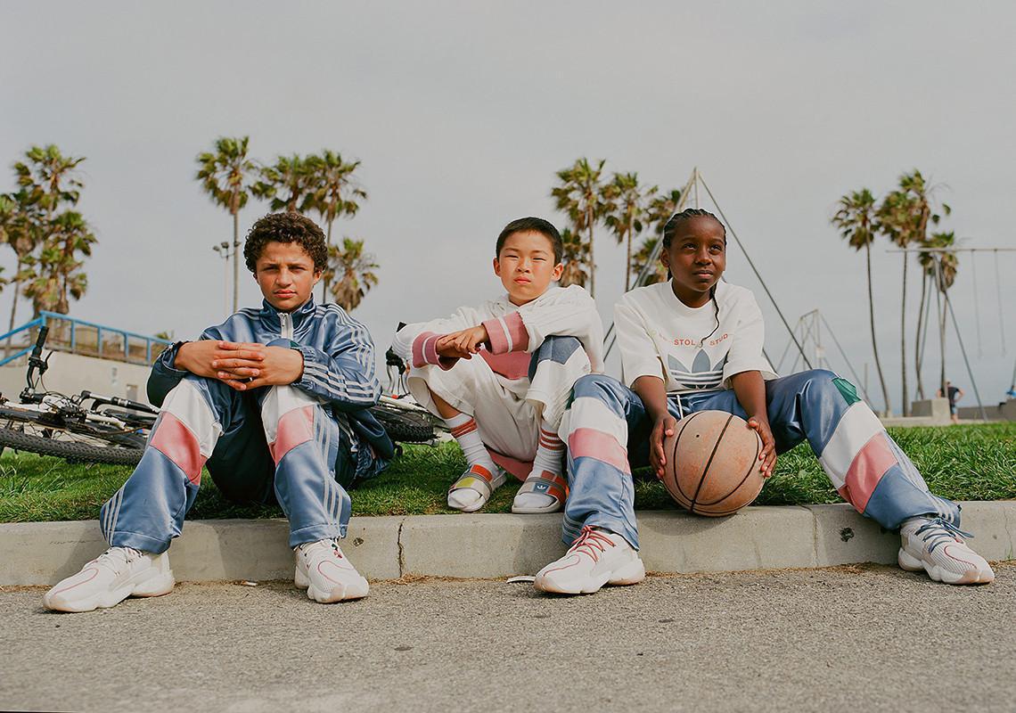 Bristol Studio trouve l'inspiration à Venice Beach pour la dernière collaboration adidas Crazy BYW