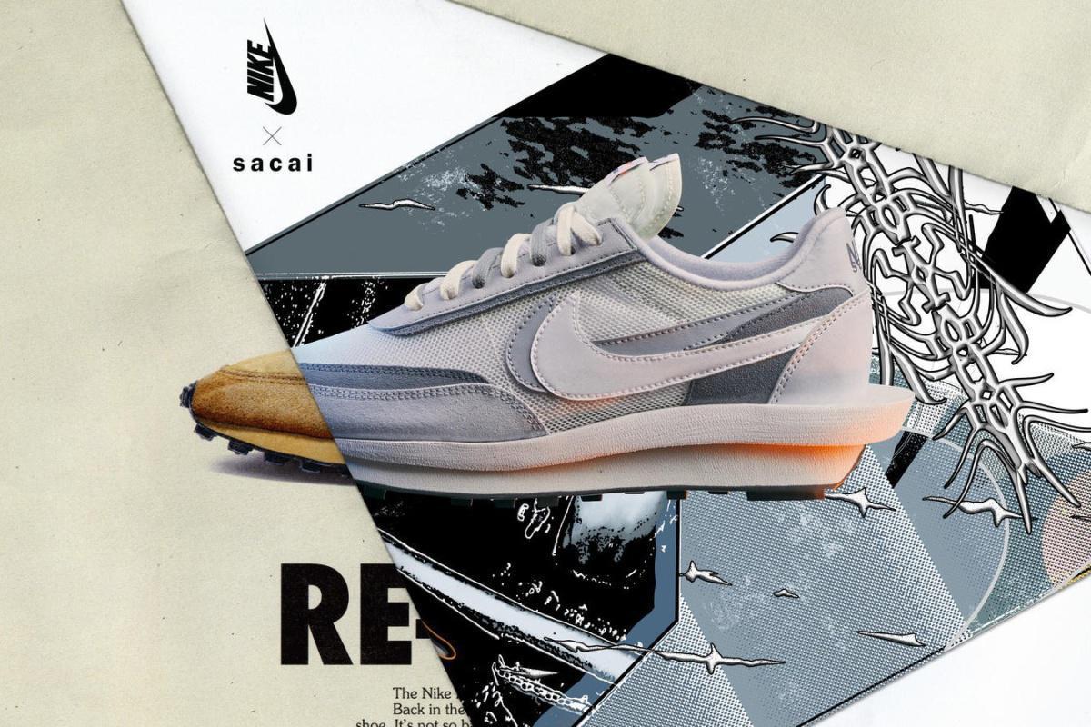 Nike Waffle LDV x Sacai devraient sortir bientôt