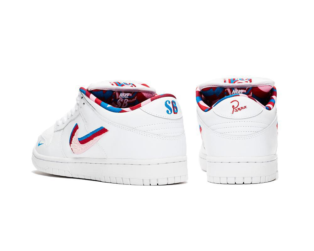 NIKE SB Dunk Low QS x Parra