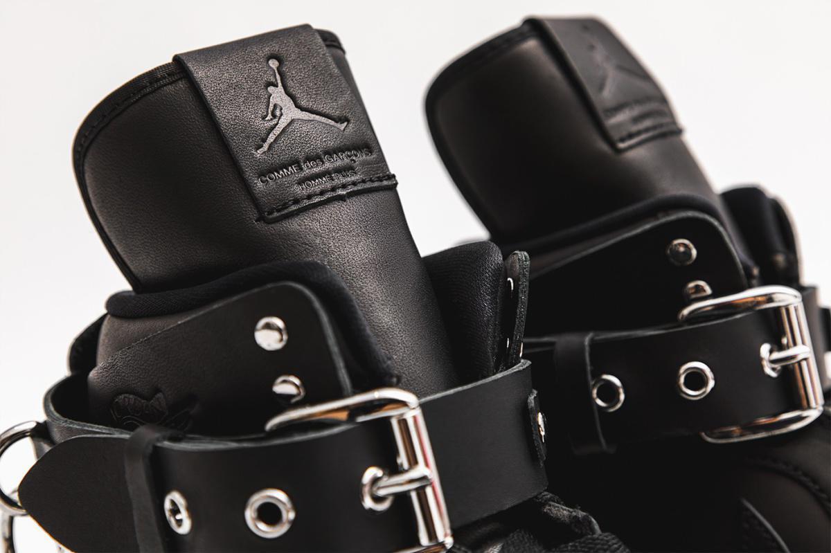 COMME des GARÇONS x Air Jordan 1 Retro High