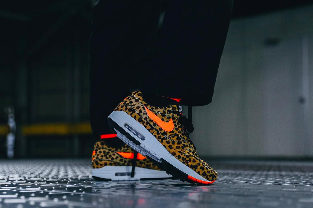 "Nike et atmos collaborent de nouveau sur le pack de Air Max 1 ""Animal 3.0"""
