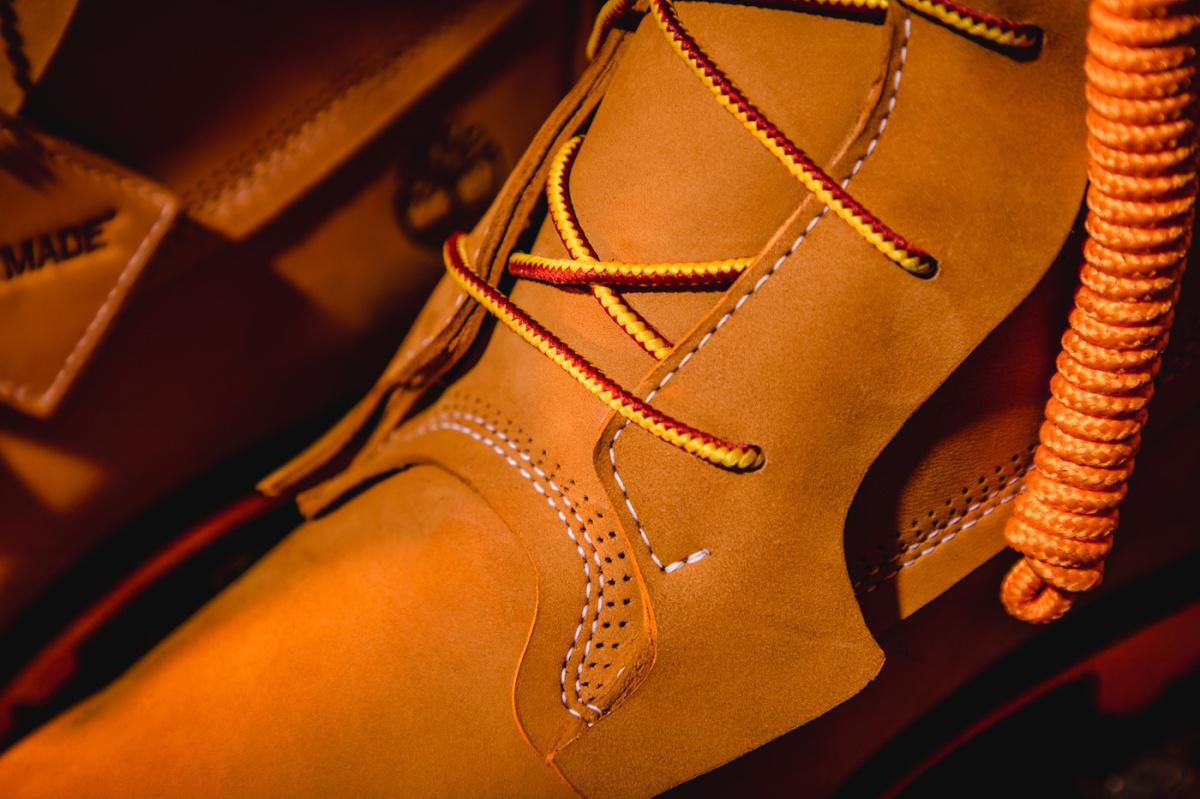 READYMADE x Timberland Inside-Out
