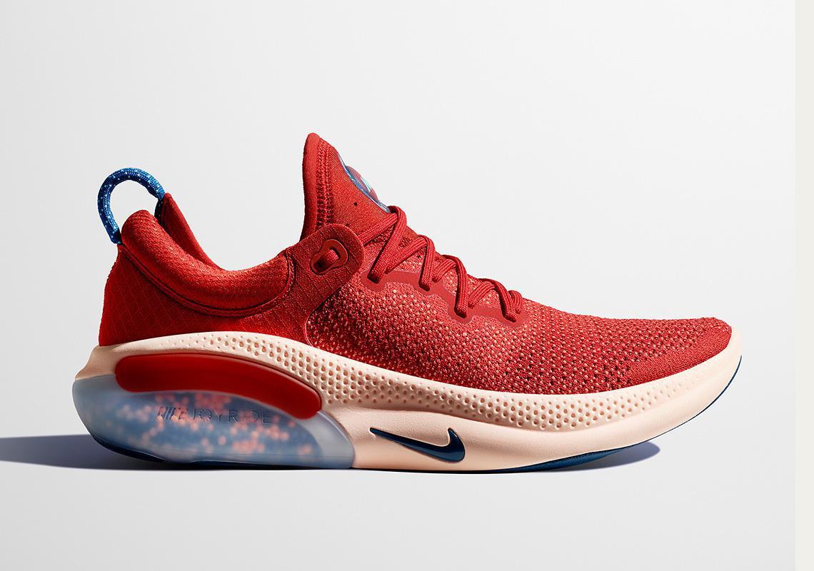 Nike présente un nouveau modèle : Joyride