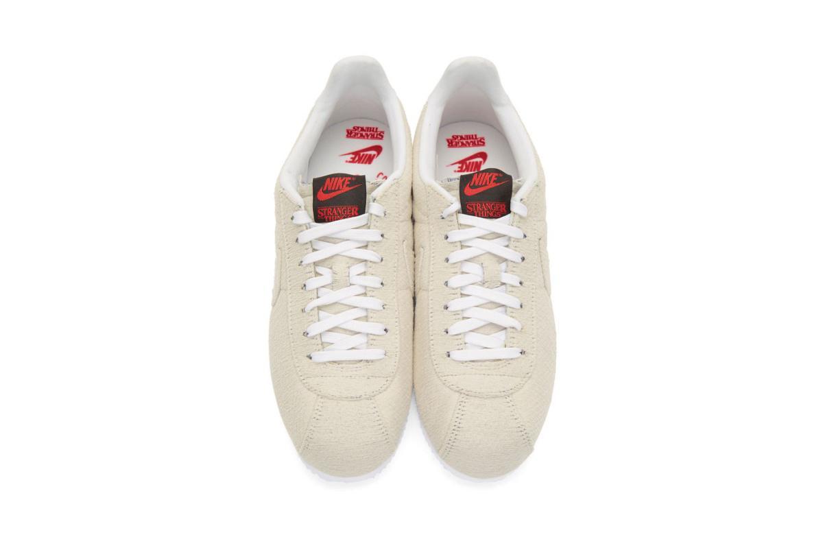 Deux sneakers Nike x Stranger Things jamais vues auparavant viennent de dropper