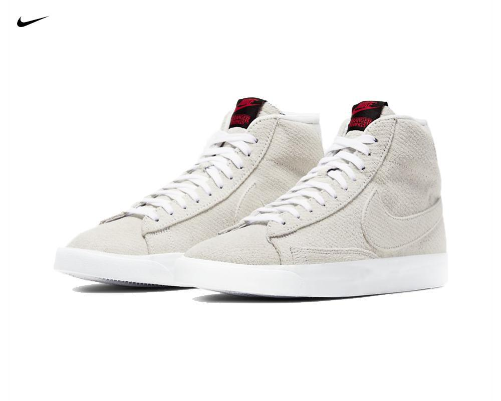 NIKE Blazer x Stranger Things Upside Down