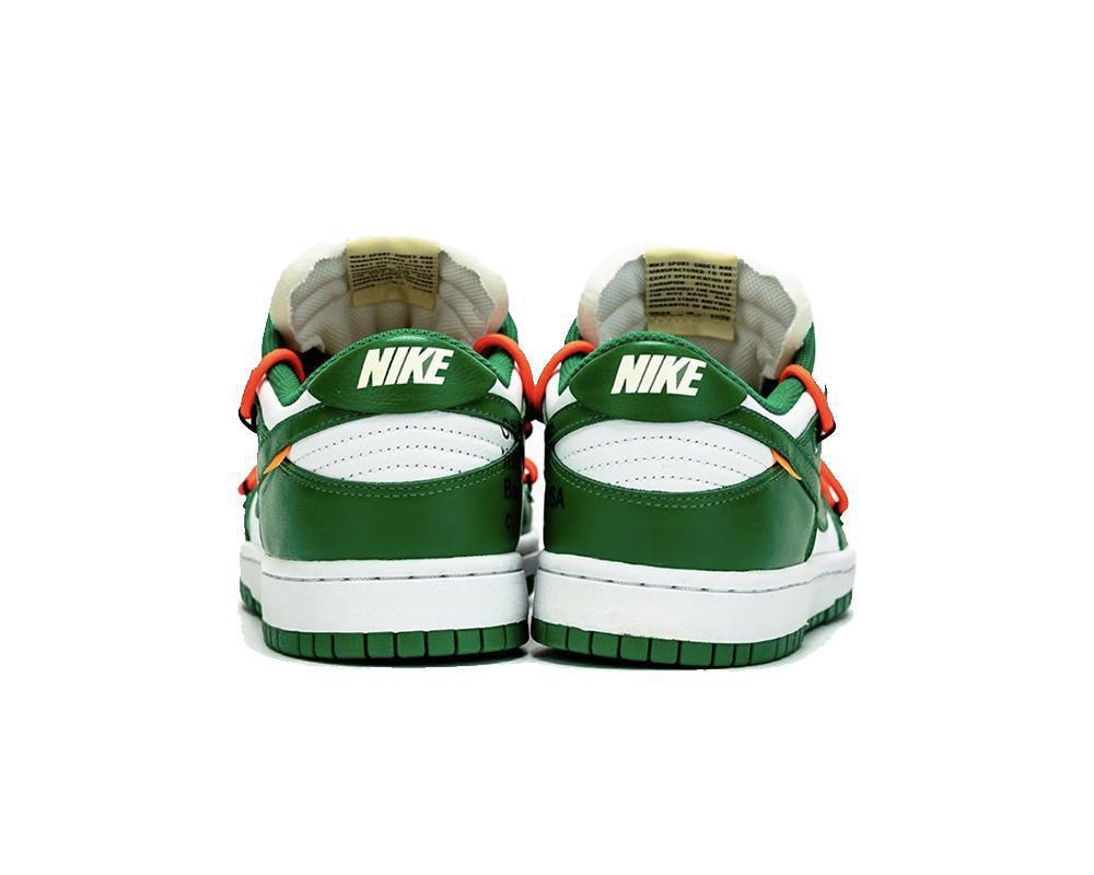 NIKE SB Dunk Low x Off-White Green